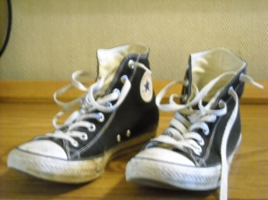 Good ole Chuck Taylors