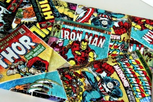 Comic Book Letters 4