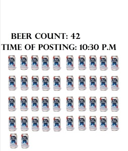 beer count vertical
