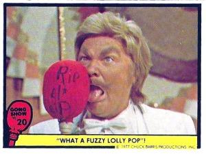 Gong-Show-1977-Fleer-Cards